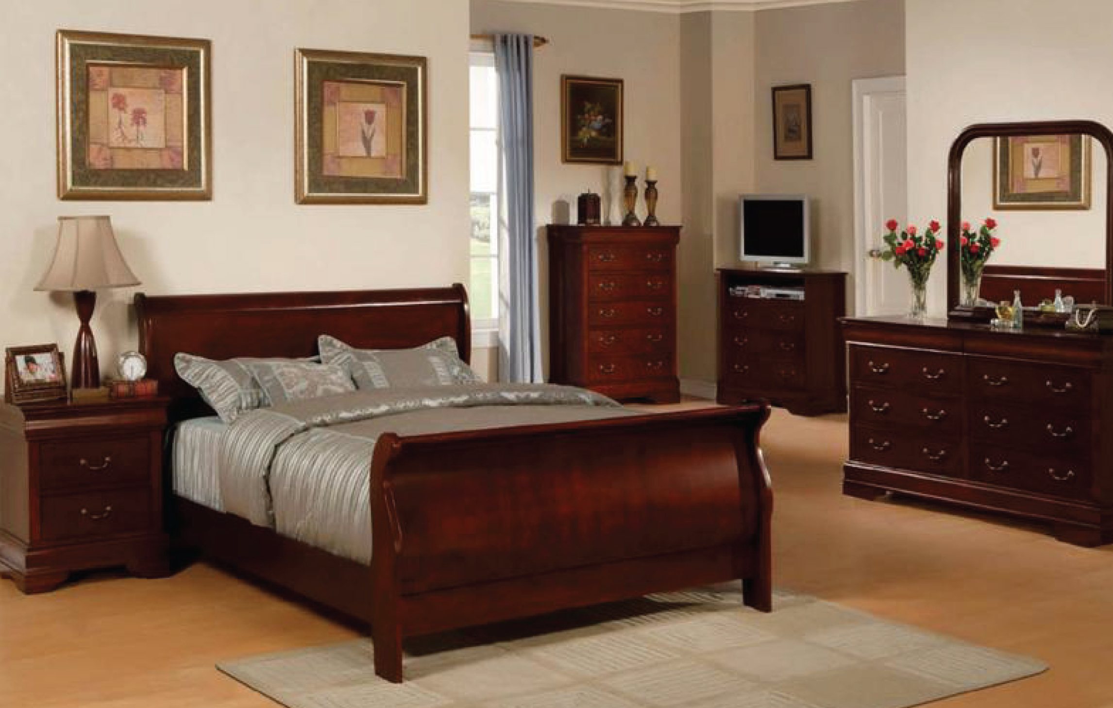Beautiful Wood Bedroom Sets Ideas